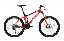 Feltbikes Virtue 60 vtt suspendu rouge